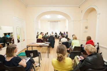 Discussion Event, Galway